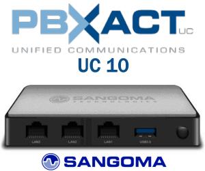 Sangoma PBXact UC 10 Nairobi Phone system
